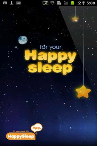 Happy Sleep 日本語