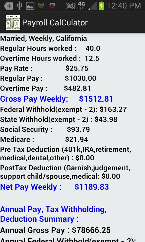 accurate paycheck calculator revenue download estimates google