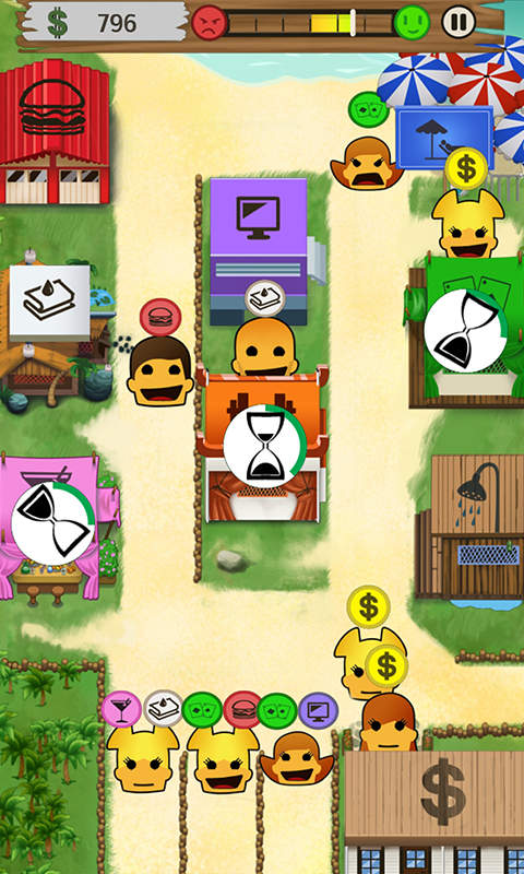 campground manager screenshot - Campground Manager
