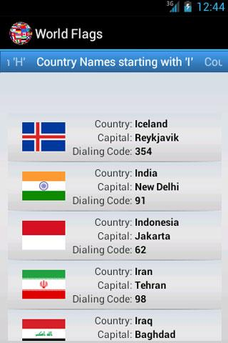 World Flags Android Apps On Google Play