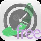 ハングアップ(電話を切る) Free icon