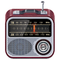Relógio de rádio livre icon