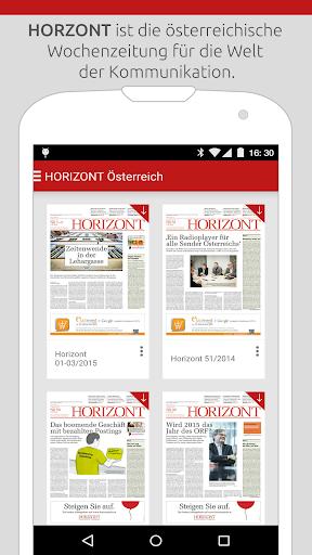 HORIZONT Österreich