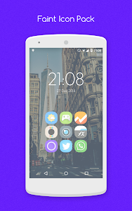 Faint - Icon Pack v2.3.1