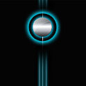 NEON BLUE THEME icon