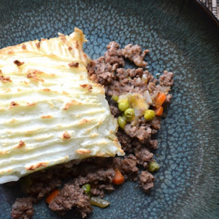 Cottage Pie with Shallots and Sherry