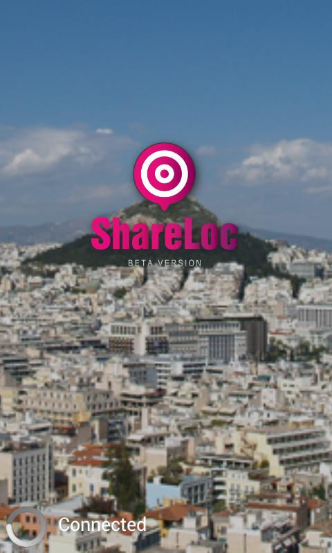 Shareloc - screenshot