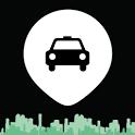 TAG taxi icon