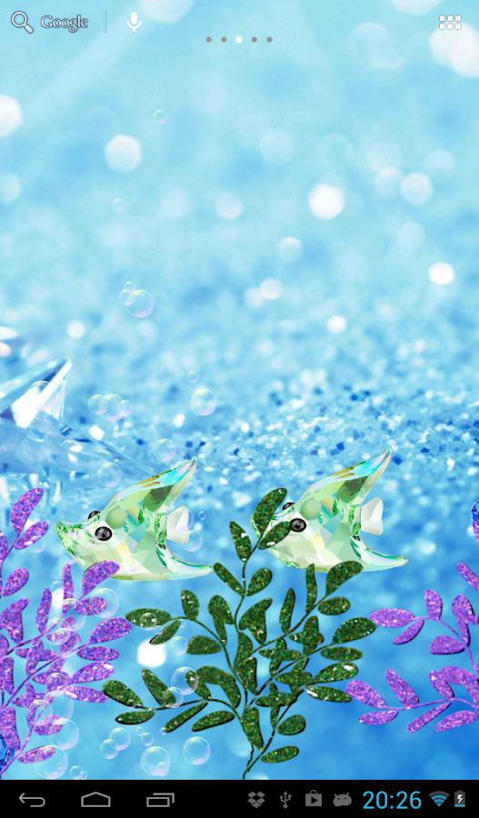 crystal fish aquarium - photo #16