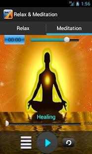 玩免費健康APP|下載Relax & Meditation Stream app不用錢|硬是要APP