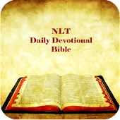 NLT Daily Devotional Bible