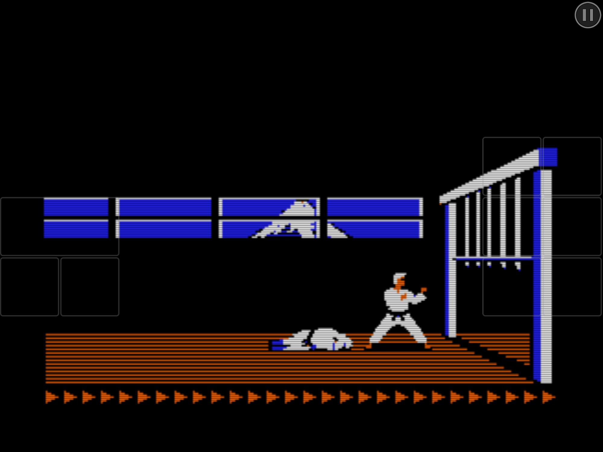 Karateka Classic screenshot #9