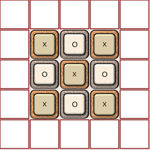 Tic Tac Toe 棋類遊戲 LOGO-阿達玩APP