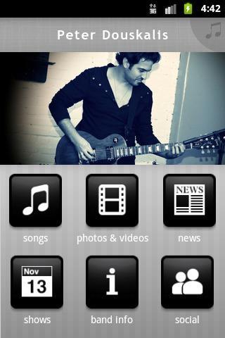 玩音樂App|Peter Douskalis免費|APP試玩