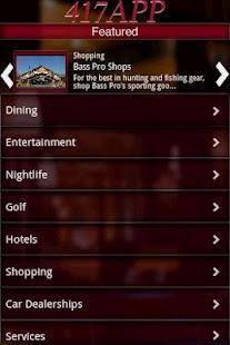 417 App- screenshot thumbnail