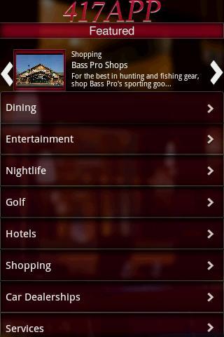 417 App- screenshot