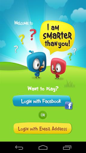 I am smarter than you - Free