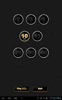 Screenshot of Chess Clock Free