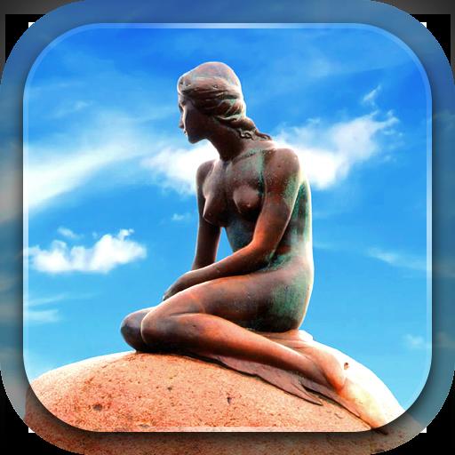 小美人魚的哥本哈根 旅遊 App LOGO-APP開箱王