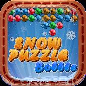 Snow Puzzle Bobble