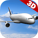 Big Airplane Flight Simulator icon