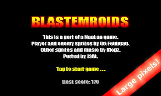 Blastemroids