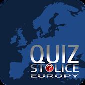 QUIZ Stolice Europy