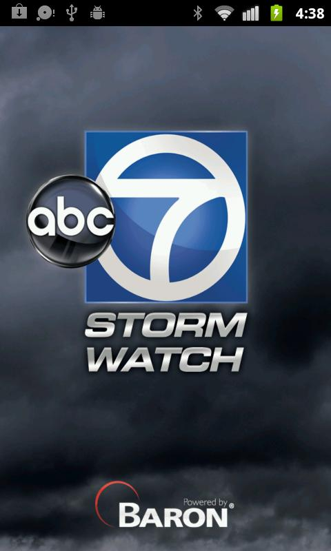 WJLA ABC7 StormWatch Weather- screenshot