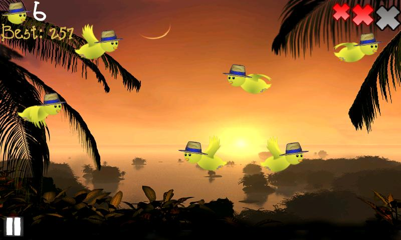 Shoot The Birds- screenshot
