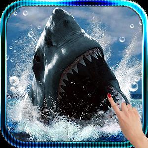 App Sharks Hunger HQ livewallpaper APK