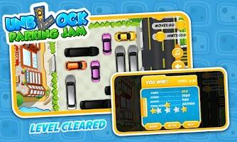 Screenshot of Unblock Parking Jam - Free
