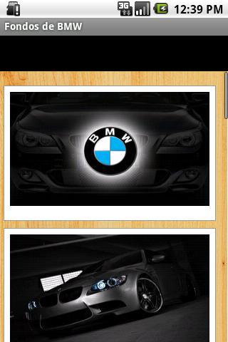 Fondos de BMW