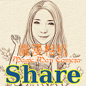 MomentCam Share icon