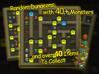 DungeonUp Screenshot