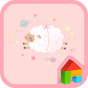 sweet dreaming dodol theme icon