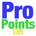 ProPoints DB logo