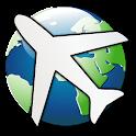 Flight Map HD icon