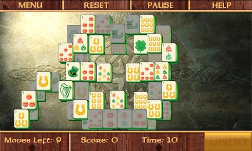 Mahjong St Patty's