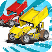 Dirt Racing 2 Sprint Car Game