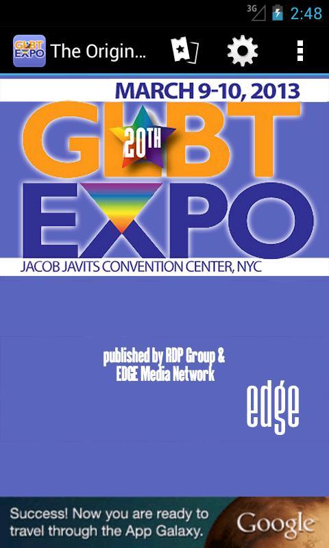 The Original GLBT Expo - screenshot