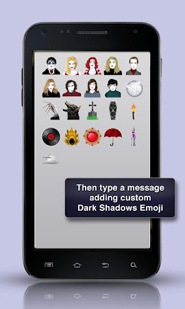 Dark Shadows Mobile Scroll 1.0 screenshot 18435