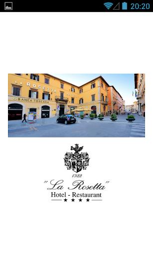 La Rosetta Hotel Restaurant