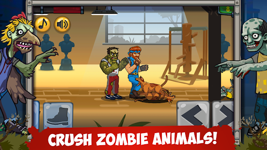 Chuck vs Zombies- screenshot thumbnail