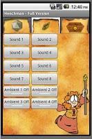 Screenshot of Henchman - Full Version