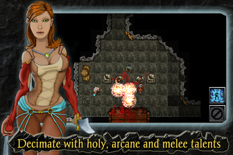 Heroes of Steel RPG - screenshot thumbnail