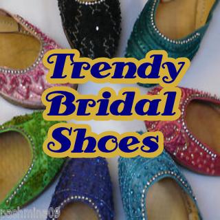 Trendy Bridal Shoes