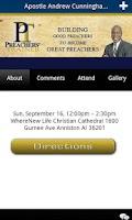 Screenshot of Preachers Trainer