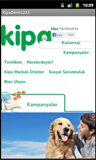 Kipa Turkey Test Demo