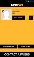 Screenshot of ENDWI
