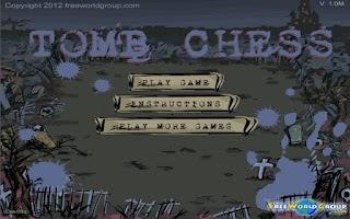 Screenshot of Tomb Chess